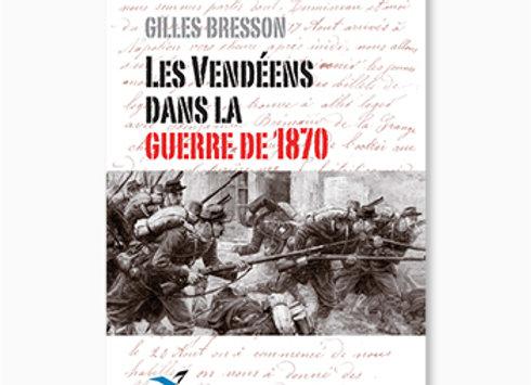 Couverture de Les Vendéens dans la guerre de 1870