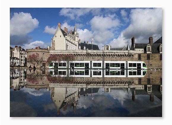Miroir d'eau et Château