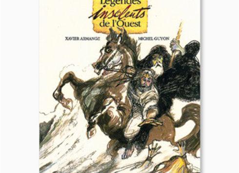 Couverture de Contes et légendes insolents de l'Ouest