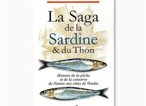 Couverture de La Saga de la Sardine et du Thon