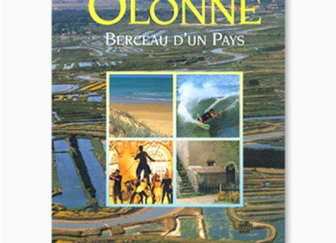 Couverture Olonne, Berceau d'un pays