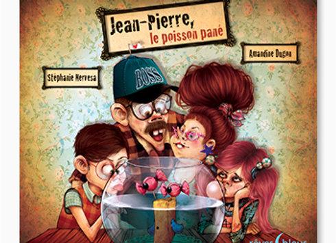 Jean-Pierre, le poisson pané