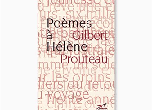Poèmes à Hélène