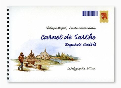 Couverture de Carnets de Sarthe