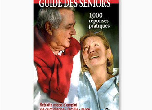 Couverture de Guide des seniors - 1000 réponses pratiques