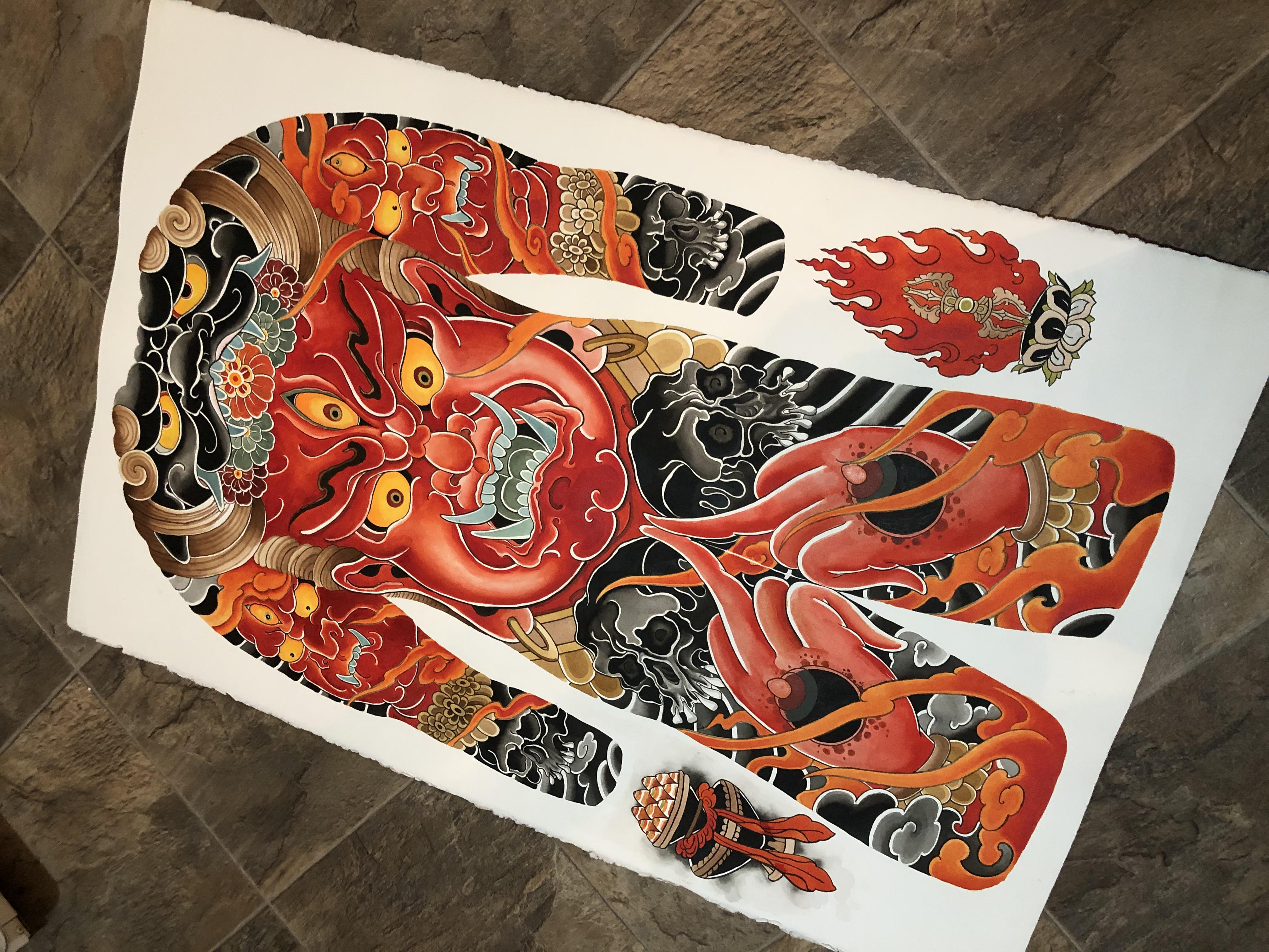 brian faulk tattoo