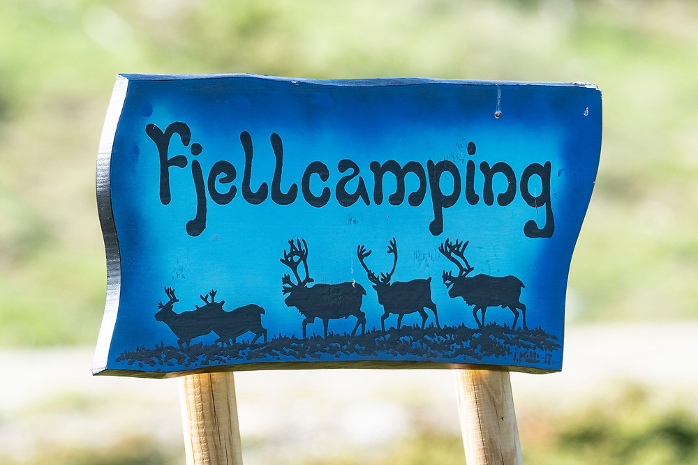 Fjellcamping Grimsdalen