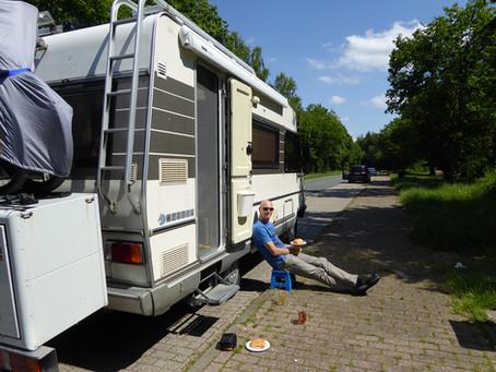 Reisverslag met camper door Scandinavië 2015
