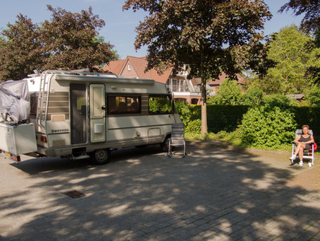 Reisverslag met camper door Scandinavië 2013