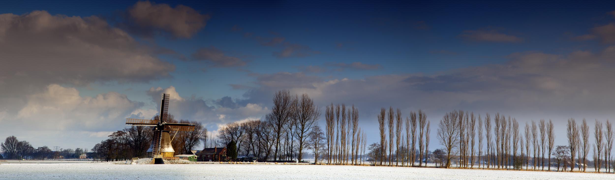 Panorama-Broeksterwoude