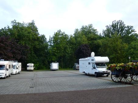 Reisverslag met camper door Scandinavië 2012