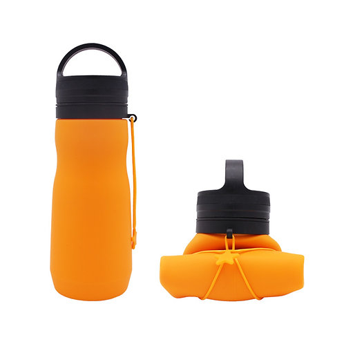 M668 Collapsible water bottle for travel