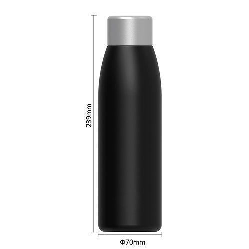 New product CE approved portable sterilizer uv-c led sanitizing water bottle