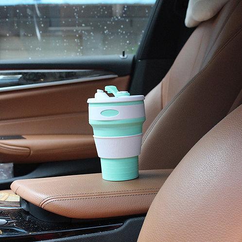 350ML Collapsible Cofee mug