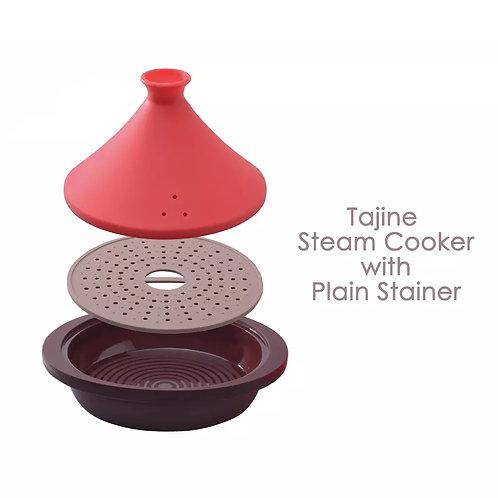 Silicone Pot Morocca Microwave Safe Heat Resistant Tajine Cuisine Steamer