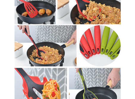 Why more and more people like to use silicone kitchenware?
