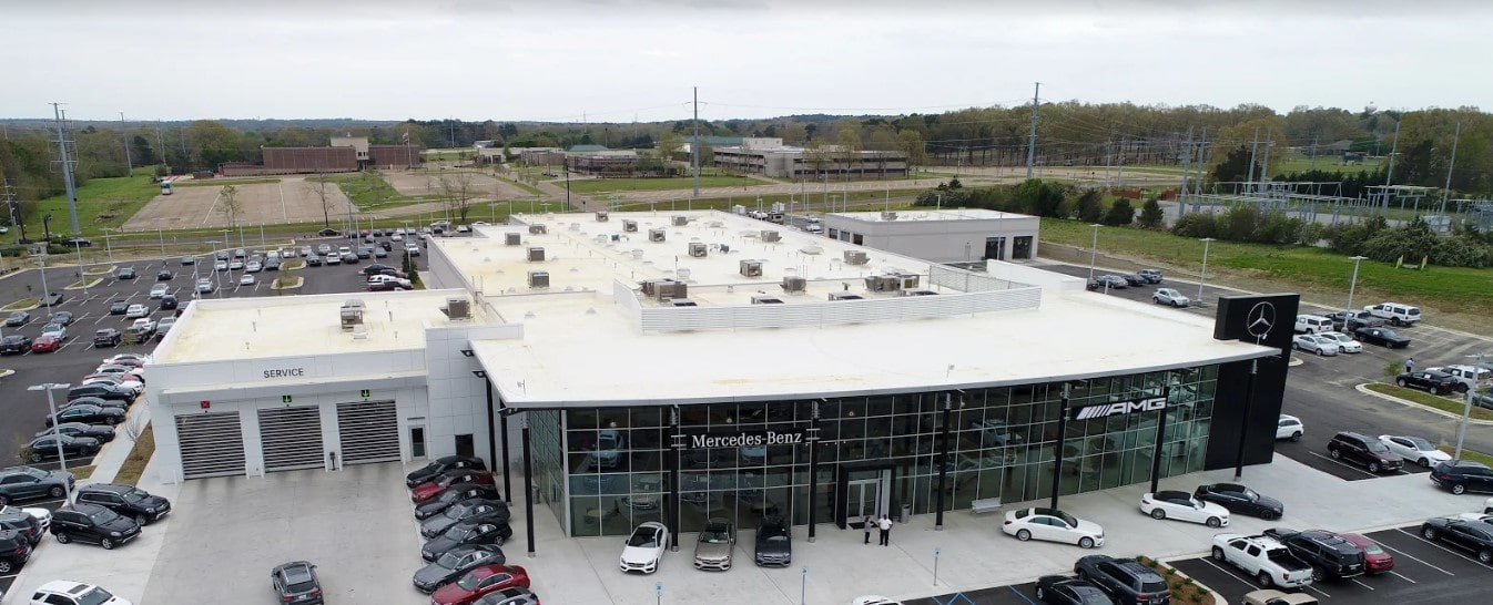 Commercial Roofing Mississippi - Industrial
