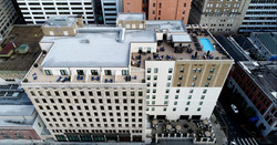 Commercial Roofing Contractor - Hotels
