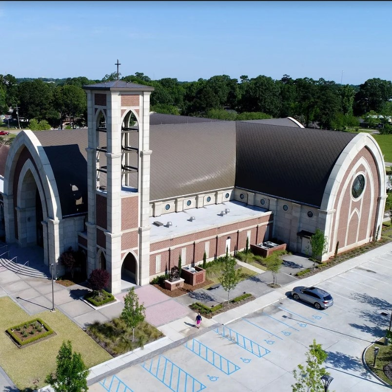 Commercial Roofing Contractor - Churches