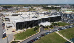 Commercial Roofing Contractor - Hospitals