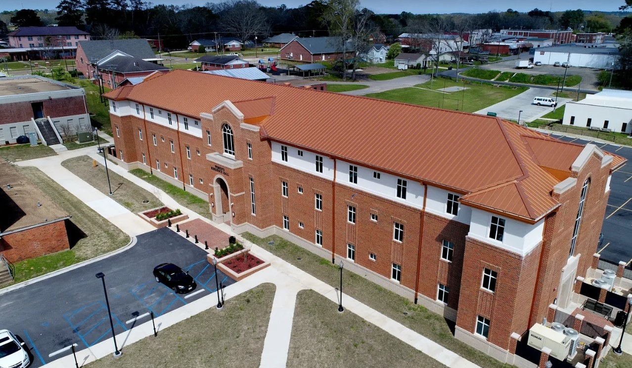 Commercial Roofing Mississippi - Education