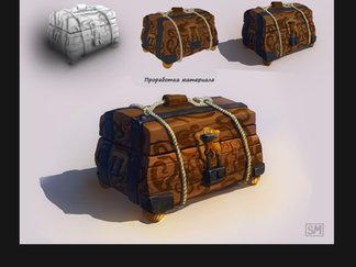 Development of a pirate chest