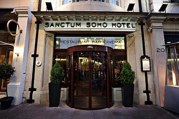 sanctum hotel soho