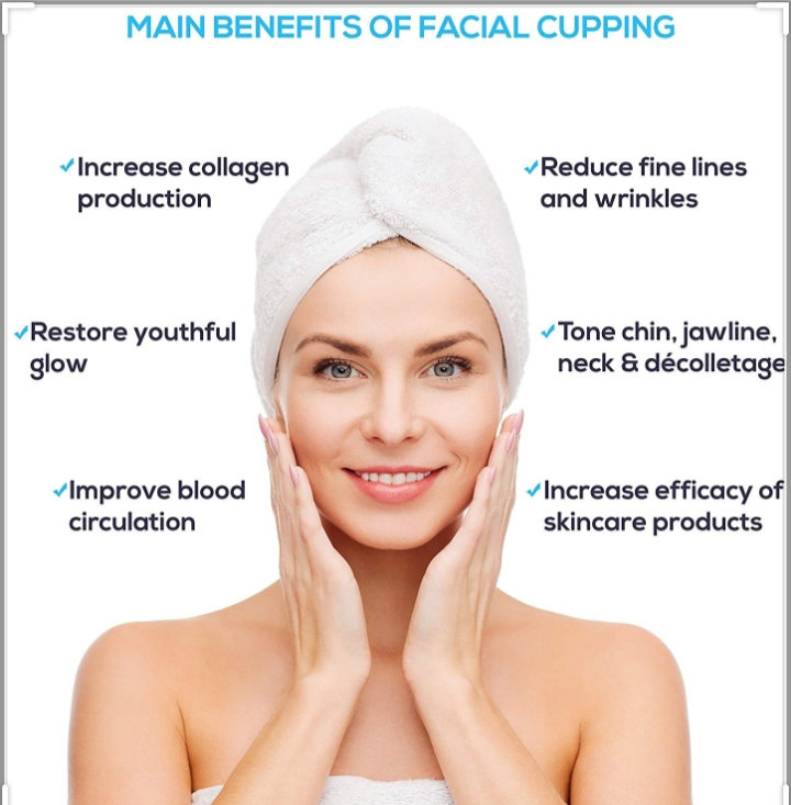 1-Hour Facial Cupping Massage
