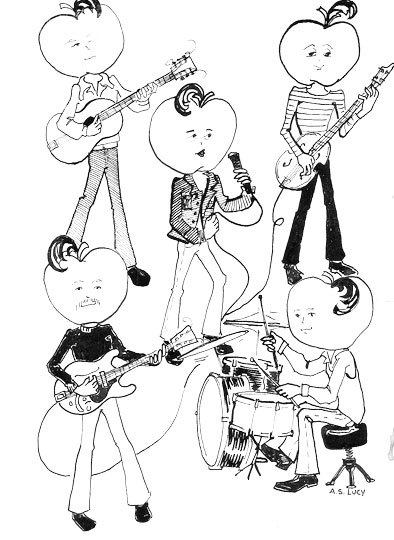 cartoonband