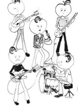 cartoonband