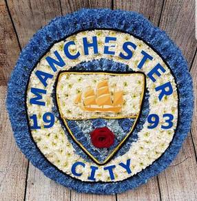 Football Logo Man City