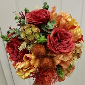 Bouquets Artificial 09