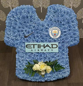 Football Shirt Man City