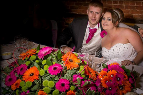 Top Table Flowers 04