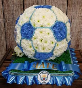 Football 3D Manchester City