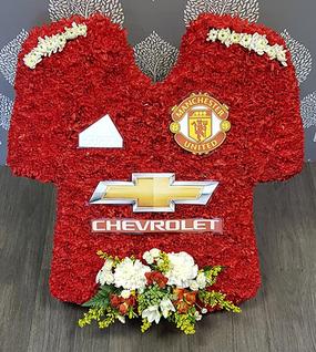 Football Shirt Man United