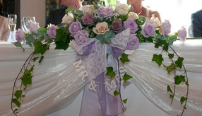 Top Table Flowers 01