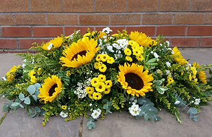 Funeral Flowers by the Flower B in Stockport