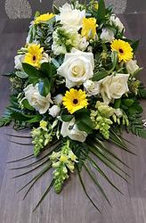 Funeral Flowers Coffin Sprays Single