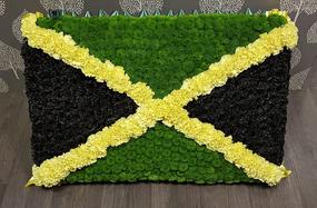 Jamacian Flag