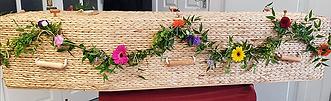 Funeral Flowers Garlands