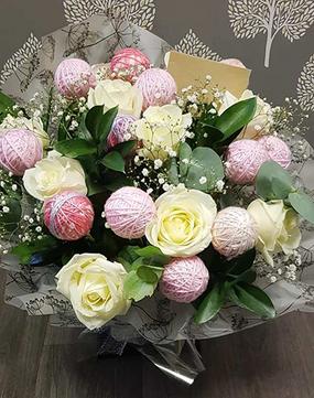 AR15 Yarn Bouquet