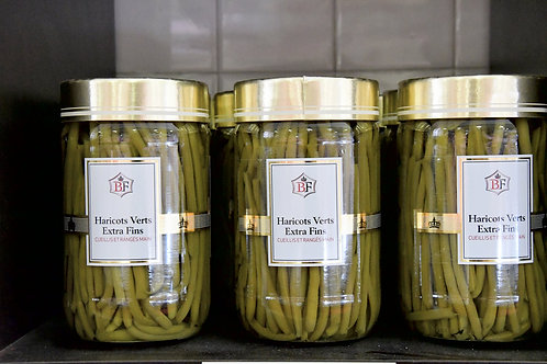 Haricots verts extra fins BF