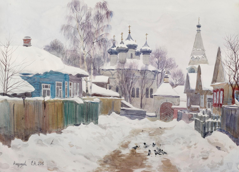 Ipatyevskaya Sloboda, 2016