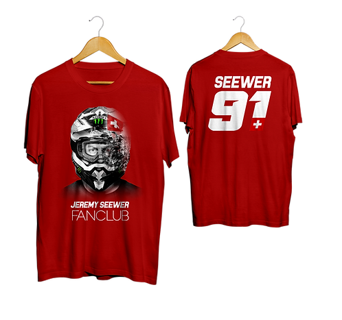 Jeremy Seewer FANCLUB T-Shirt KIDS