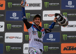 Podium in Loket