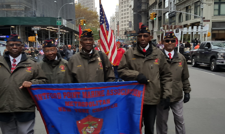 Montfor Point Marines NY Chapter