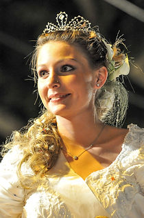 Reine du Corso 2012