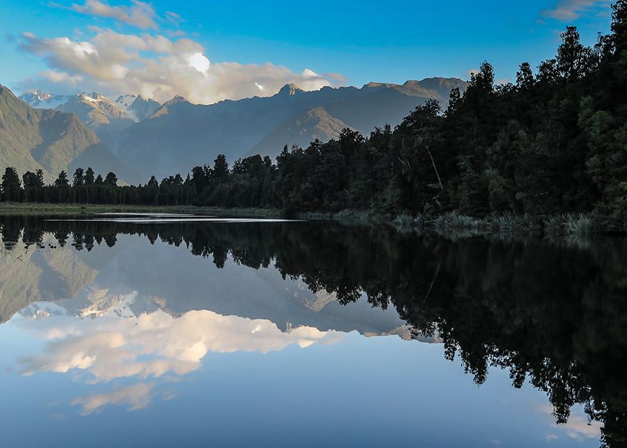 Lake Matthieson
