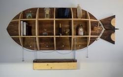Zeppelin shelving unit £1250